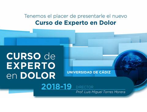 Curso de Experto en Dolor 2018-19 - Asociación Andaluza del