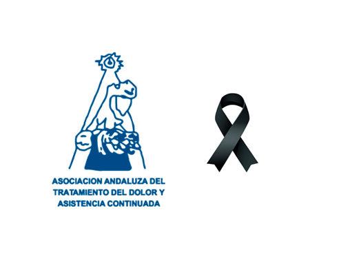 Comunicado Condolencias AAD y FAD